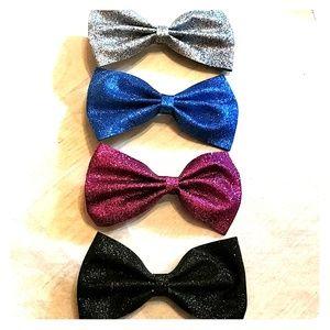 Set of 4 hairbows